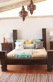 Indian Bed indian-bedroom