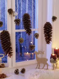 Winterliche Naturfundstücke Basteln Mit Zapfen Es