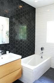 black hexagon tile bathroom black and white hexagon bathroom tile black and white hexagon bathroom tile