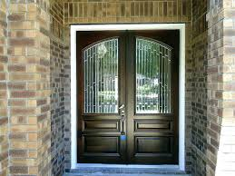 front entry doors with glass exterior front entry double doors door inspirations wood exterior double doors