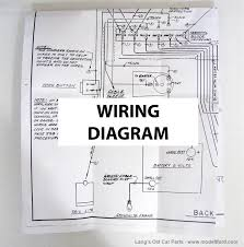 ford 1 wire alternator diagram images model t wiring diagram for the improved car 5039b