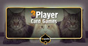 the best 3 player card games what