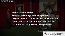 my last duchess browning s poetic monologue video lesson my last duchess browning s poetic monologue video lesson transcript com