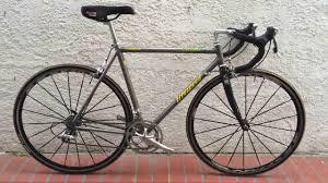 litespeed natchez titanium road bike youtube