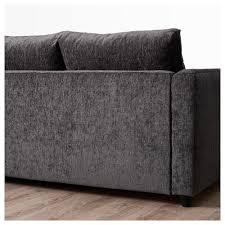 ikea friheten corner sofa bed with storage skiftebo dark grey idiya