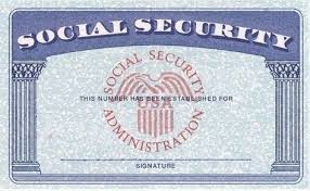 Download template Template Font Calnorthreporting Psd Blank Card Regarding Security social Social com ssn