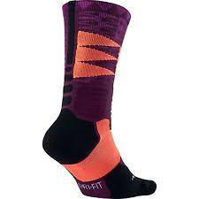 lebron elite socks. nike lebron hyper elite men\u0027s basketball socks mulberry/black sx5067-563