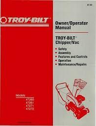1992 troy bilt garden way troy bilt