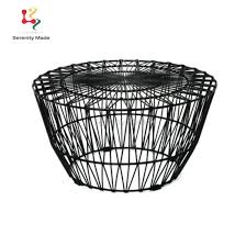 china outdoor use round metal wire