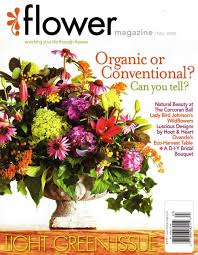 flower magazine interview with emily