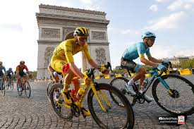Pogačar reflects on 2021 Tour de France route - UAE team Emirates