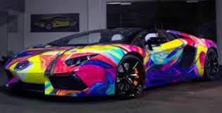 lamborghini veneno rainbow. this rainbowcolored lamborghini aventador roadster is a psychedelic masterpiece bubblings pinterest veneno rainbow