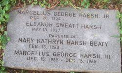 Mary Eleanor Sweatt Harsh (1937-Unknown) - Find A Grave Memorial