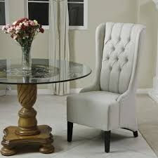 Overstock Living Room Chairs Bacall High Back Chair By Christopher Knight Home Free Shipping
