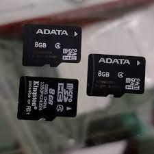 Xả Kho 3 ngày] Thẻ nhớ Micro SD 1G 2G 4G 8G 16GB 32GB 64GB chính hãng, giá  siêu rẻ!