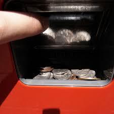 Vending Machine Coin Return Inspiration When You Check A Coin Return From A Vending Machine Imgur