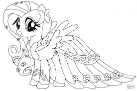 Coloring Page Stunning My Little Pony Coloring Pages