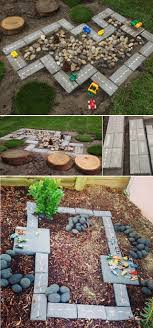 Diy Backyard Projects Backyard Projects For Kids Diy Race Car Track Home Design