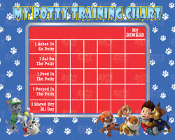 printable paw patrol potty training chart punch cards jpg printable paw patrol potty training chart punch cards jpg files instant