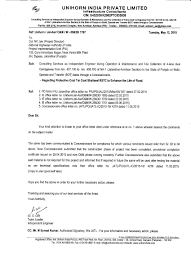 correspondence issuee ie correspondenceissues letter no 1767 dt 12 05 2015 regarding protective coal tar coat shaliseal rstc to enhance the life of road jpg