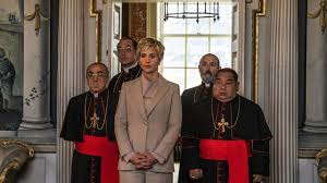 The New Pope Season 1, Episode 3 : Tv Series - The New Pope ...