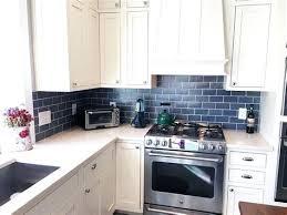 kitchen backsplash blue subway tile. Kitchen Backsplash Blue Subway Tile Copper Perfect Best Of Terrific . E
