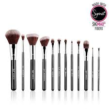 sigma essential kit mister bunny 12 type makeup brush sigma essential kit mr bunny bbla