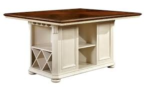 white counter height table. Sabrina White Counter Height Table