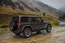 the base two door wrangler sport starts at 23 995 while the top four door rubicon red starts at 42 945