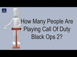 Call Of Duty Black Ops 2 Steam Charts How Many People Are Playing Call Of Duty Black Ops 2 Youtube