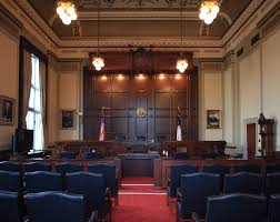 National Enterprise Systems Court Room
