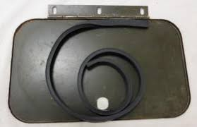 m38 m38a1 premier parts glove box door seal m38a1