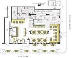 Small Restaurant Kitchen Layout 17 Best Ideas About Restaurant Plan On Pinterest Cafeteria Plan