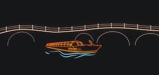 Front Boat Light Colors Amsterdam Light Festival Tickets Tours Tickets