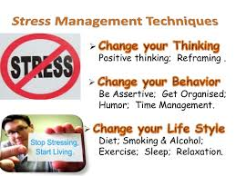 Workplace Stress Management Stress Management At Work Place