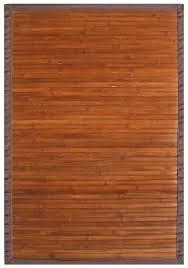 bamboo area rug 5x8 chocolate brown bamboo floor mat handmade furniture s