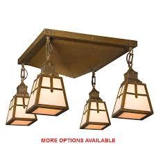 Enjoy free shipping on most stuff, even big stuff. Bellevue 250 54 Sn Craftsman Bungalow Cottage Lighting Fixtures Old California Lighting