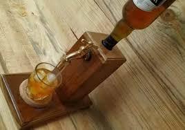 18 homemade liquor dispenser plans you