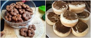 Campurkan tepung terigu, tepung maizena, vanilli, dan gula. 16 Resep Kue Tanpa Oven Enak Sederhana Dan Mudah Dibuat