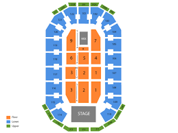 Cedar Park Center Seating Chart Concerts Simplyitickets