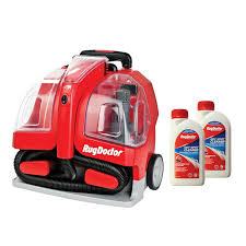 Rug Doctor Portable Spot Carpet Cleaner with 2 x 500ml Spot Cleaning  Solution | Costco UK