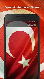 3D Turkey Flag Live Wallpaper for ...