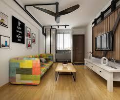 interior design furniture minimalism industrial design. Industrial Minimalist Design Concept By Ace Space Pte Ltd HDB 3 Room Located At Clementi Ave 3. Interior Furniture Minimalism I
