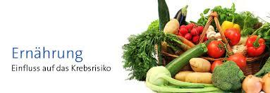 ernährung und krebsprävention