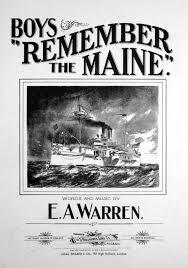 「1898 the Maine」の画像検索結果