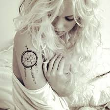 Cool Dream Catcher Tattoos Cool Dream Catcher Tattoo For Girls Photos Pictures and 85