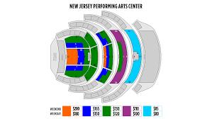 New Jersey Performing Arts Center Seating Chart Ticketingbox Shen Yun 2020 Newark Shen Yun Tickets
