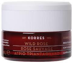 <b>KORRES</b> Wild Rose Brightening & First Wrinkles Advanced Repair ...