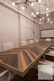 office conference table design. Simple Office COACHUP  Boston Custom Industrial Conference Table Photo By Danielle  Sykes Squarehousestudios Squarehouse Commercial Pinterest Industrial  Throughout Office Design