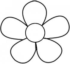 Free Printable Flower Templates Clipart Free Download Best